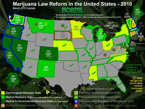 states with legal weed misplaced in the midwest ten reasons to legalize it
