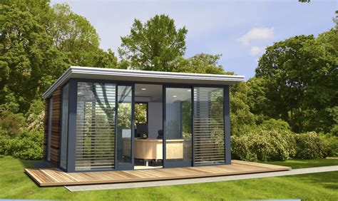 Garden Home Office Design Outdoor Garden Office