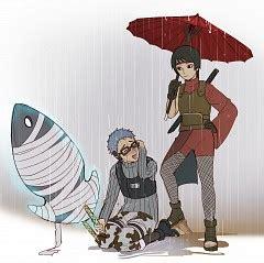 naruto hiramekarei rain zerochan anime image board