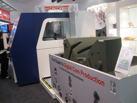 patternless casting slideshow additive manufacturing at euromold 2011