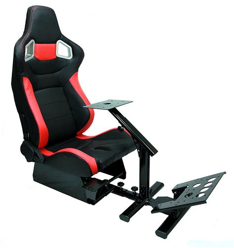 Ps4 Gaming Chairs - racing simulator cockpit w gear shifter mount for ps4