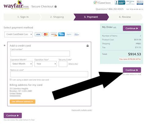 Wayfair Gift Card Discount - wayfair where do i enter the coupon