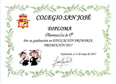 diplomas de primaria descargar diplomas de primaria diploma graduacion primaria ok