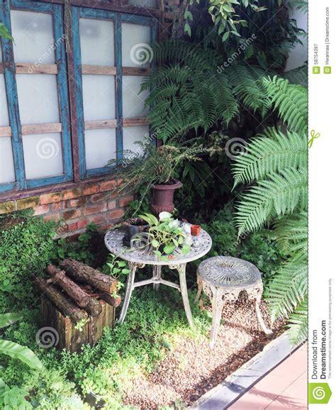 Gartendekoration Bilder by Englische Gartendekoration Stockfoto Bild 58754397