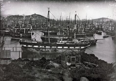 boats under san francisco rare historical photos pt 9 20 pics i like to waste