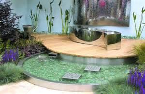 Garden Pond Ideas For Small Gardens Small Garden Pond Ideas Outdoortheme