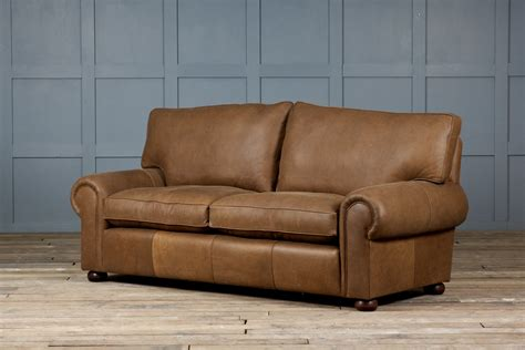 furniture rustic leather sofa a flair of style for your