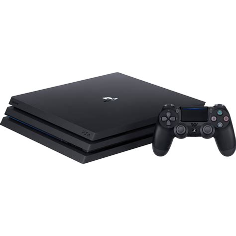 ps4 console sony sony ps4 playstation 4 pro gaming console 3001510 ps4 b h