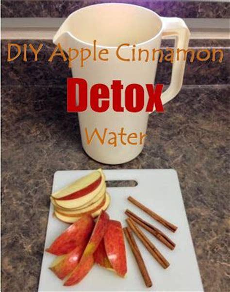 Apple Detox Water Diy by Blogged Diy Apple Cinnamon Detox Water Artsea Chic