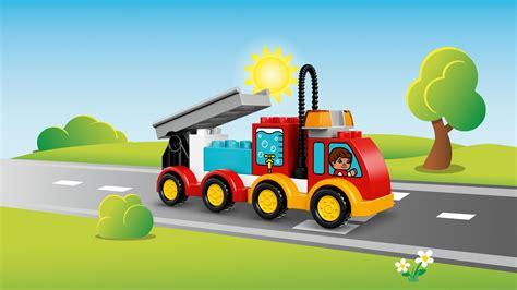 Lego Duplo 10816 My Cars Trucks lego 10816 duplo my cars and trucks lego co uk toys