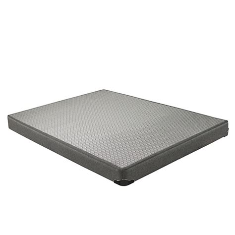 Mattress Firm Low Profile Box by Low Profile Steel Box Made At Serta Plant