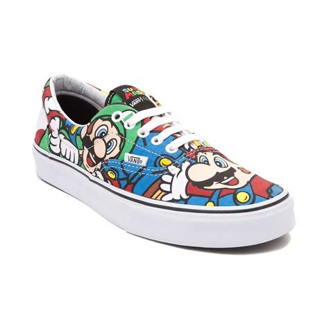 limited edition vans sneakers tracking limited edition vans x nintendo nintendo era