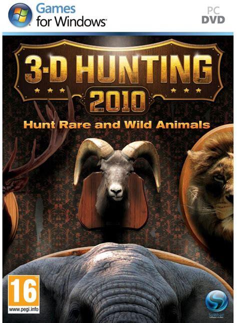 free pc hunting games full version 3d hunting 2010 free download full version pc game free