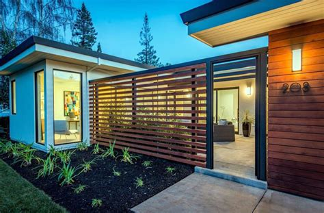 modern wood fence 129 fence designs ideas front backyard styles