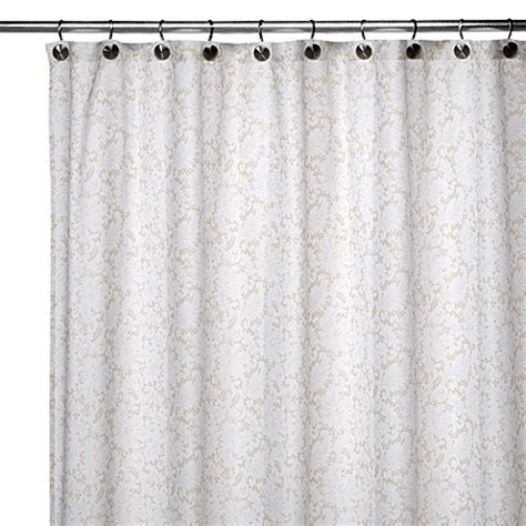 victorian shower curtain watershed 174 single solution 2 in 1 victorian fabric shower