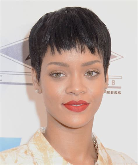 rihanna short hairstyles front and back search results for pixie haircuts for over weight women