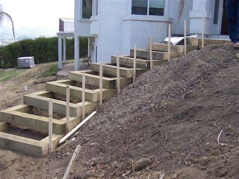 Fundament Am Hang by Gartentreppe Selber Bauen 47 Gestaltungsideen Und Tipps