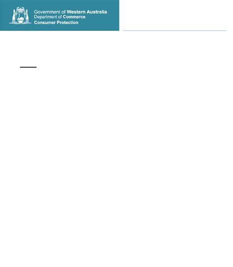 section 48 residential tenancies act residential tenancy agreement western australia free