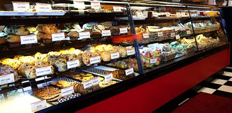 Uprising Breads Bakery Display Case « Uprising Breads Bakery
