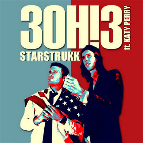 3oh 3 starstrukk coverlandia the 1 place for album single cover s 3oh