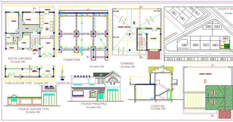 floor plan genie plan genie engineering et architecture plan autocad d une