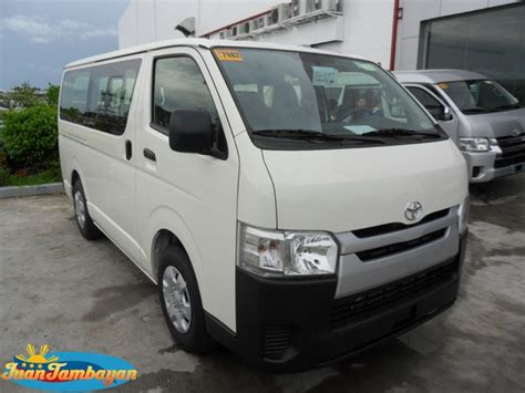 toyota hiace 2015 2015 toyota hiace commuter autos post