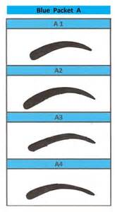 eyebrow templates printable eyebrow stencil on permanent eyeliner eyebrow