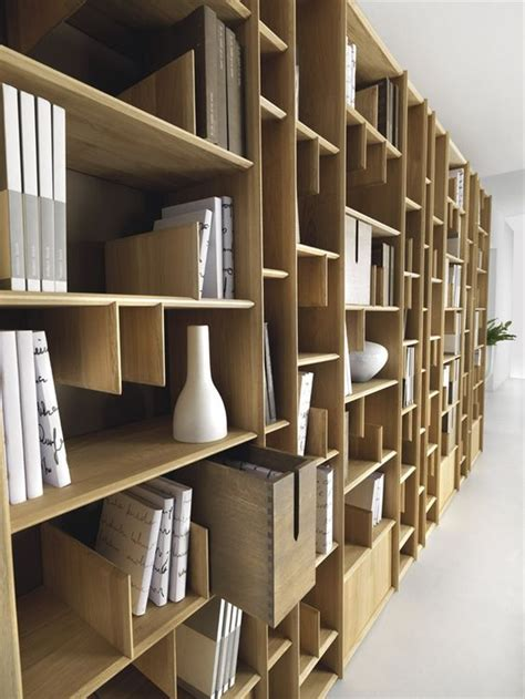 wooden wall mounted bookshelves wall mounted wooden bookcase espace by domus arte books wood bookcases design