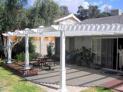 vinyl patio covers vinyl picket patio cover design ideas pictures vinyl concepts