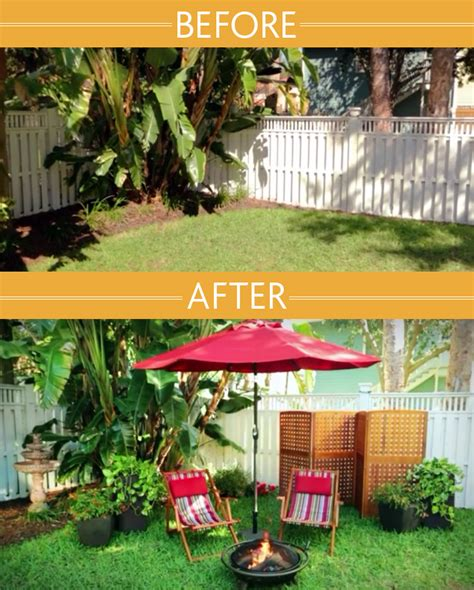 How To Make Your Backyard Beautiful by How To Make A Backyard Oasis For Cheap 187 Backyard And Yard Design For