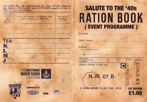 rationing book template pin ration book template pictures on