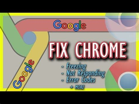 chrome keeps not responding google chrome fix chrome unresponsive not working