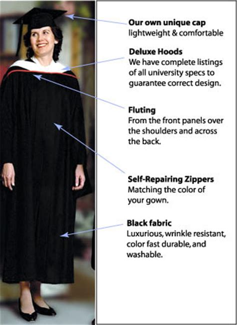 Chaminade Mba Cap And Gown Colors by Master S Degree Academic Regalia