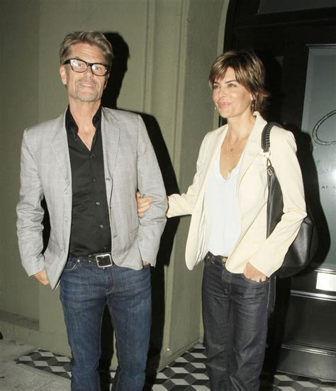 what is wrong with lisa rings husband lisa rinna photos photos lisa rinna and husband harry