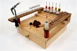 how to make a fly tying bench fly tying bench