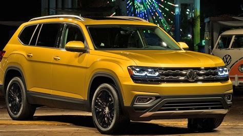 white volkswagen atlas here s how the 2018 volkswagen atlas can save vw in america