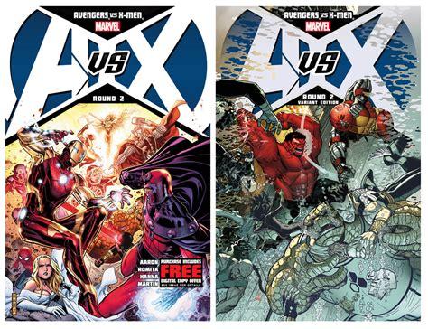 vs x avenger vs x marvel now o que esperar disso tudo
