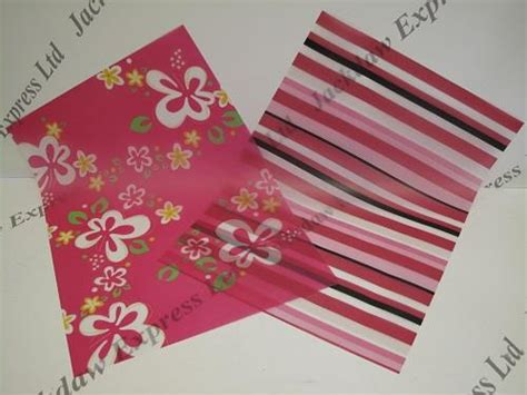 Patterned Translucent Paper
