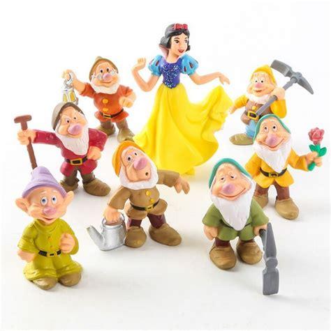 Figurine Set Isi 8pc disney 8pc set snow white and seven dwarfs pvc figures dolls gift new ebay