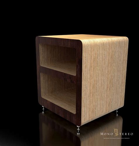 Sound Rack by Mono And Stereo High End Audio Magazine Vermouth Audio