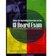 Pdf Acing Hepatology Questions Board by Acing The Hepatology Questions On The Gi Board