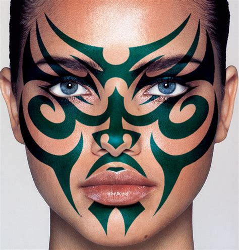 face design tattoos 50 fascinating maori designs with meanings for