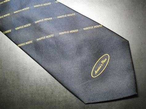chicago waffle house wolfmark collection chicago neck tie waffle house america s place blue silver ties