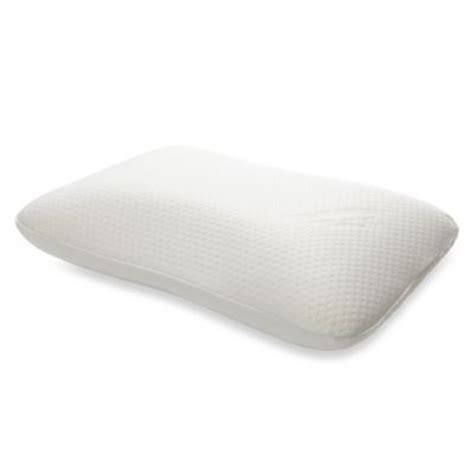 symphony pillow by tempur pedic buy tempur 174 pedic pillow from bed bath beyond