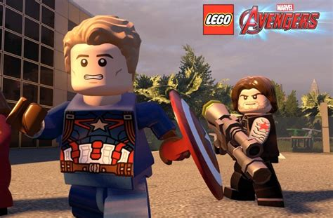 Ps4 Lego Marvel Avenger New playstation lego marvel s receiving exclusive dlc with 9 new characters