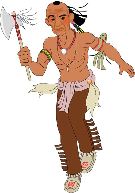 indian clipart free american indian clip