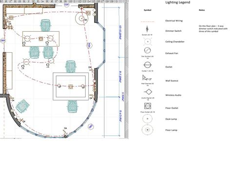 layout lighting plan cad lighting plan michelle m colina archinect