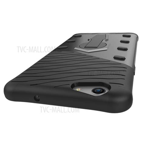 Oppo F1s A59 Hybrid Procase Iron Pc armor pc tpu hybrid with kickstand for oppo f1s a59 grey tvc mall