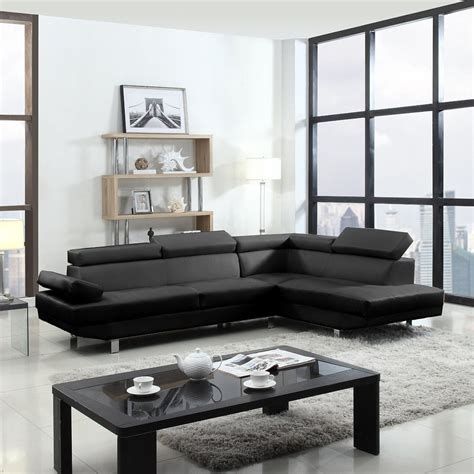 sleek white leather sofa 22 cheap sofas that actually look expensive