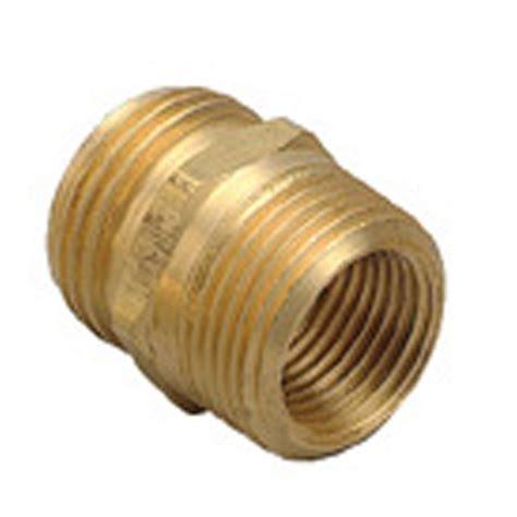 Garden Hose To Adapter Orbit Brass Hose To Hose Connector Fitting Water Garden